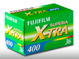 FUJI XTRA 135 400 ISO de 36 poses
